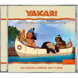 Edel Hörspiel CD Yakari - Best of Wildwasser