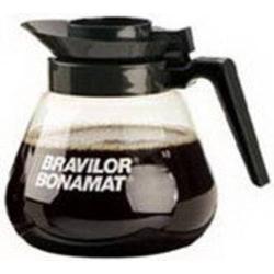 Ersatz-Glaskanne MONDO von BRAVILOR BONAMAT, Inhalt: 1,7 Liter, mit Klappdeckel