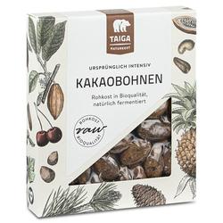 Taiga Naturkost - Kakaobohnen - Bio - Rohkost-Qualität - 70 g
