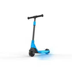Denver Elektro-Kinderroller Elektro Kinder Roller SCK-5400 Weiß blau