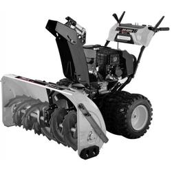 Lumag Profi Schneefräse mit Doppel-Radantrieb und 108 cm Räumbreite SFR 110 PRO
