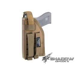 Shadow Defcon 5 Pistolenholster für diverse Pistolen