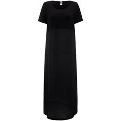 Abendkleid Kleid mit 1/2-Arm Anna Aura schwarz