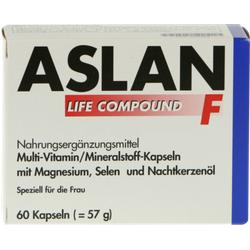 ASLAN Life Compound F Kapseln 60 St