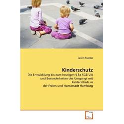 Kinderschutz als Buch von Janett Stehler