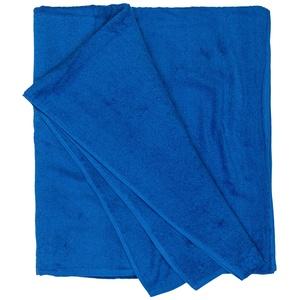 Strandhandtuch I Handtuch XXL I Badehandtuch Groß I Strandtuch XXL I Großes Strandtuch I Saunatuch I Badetuch in Übergrößen 155 x 220 cm oder 100 x 220 cm, Größe:155x220, Farbe:340 Royalblau