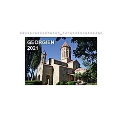 GEORGIEN 2021 (Wandkalender 2021 DIN A4 quer)