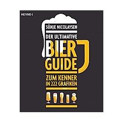 Der ultimative Bier-Guide. Sünje Nicolaysen  - Buch