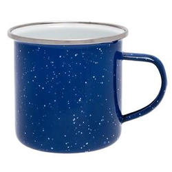 Emaille Tasse 360 ml