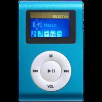 Difrnce MP855 Clip 4GB blau
