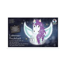 URSUS Laterne Laternen Bastelset Pegasus