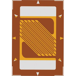 Dehnmessstreifen 1 St. ECF-350-3AB-(23)-O-SP (L x B) 8.2mm x 5.4mm