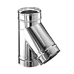 Ø 150 mm Schiedel ICS Rauchrohranschluss 45°