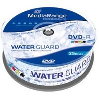 MediaRange MRPL612 DVD-Rohling 4.7 GB DVD-R 25 Stück(e)