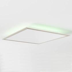 Brilliant Flat RGB G90314/68 LED-Panel 42W Nickel
