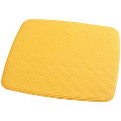 Ridder Duscheinlage Capri, B: 54 cm, L: 54 cm gelb