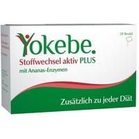 Yokebe Plus Stoffwechsel Aktiv Kapseln 28 St.