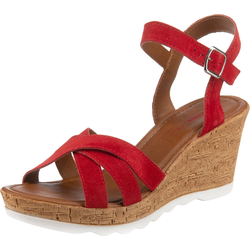 Klassische Sandaletten Sandalette 39