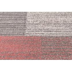 Teppich in Pastellfarben rosa ca. 60/110 cm