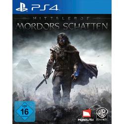 Mittelerde 1 Mordors Schatten - PS4