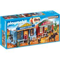 Playmobil Mitnehm-Westerncity