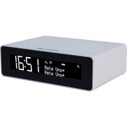 Roadstar CLR-290 white Tischradio DAB+ USB, DAB+, UKW Weiß