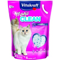 Vitakraft Magic Clean Lavendel 5 l