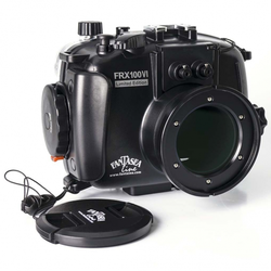 Fantasea Unterwassergehäuse für Sony RX1000 VI & VII - FRX100 VI Limited Edition for Sony RX100 VI-Vll - Unterwassergehäuse