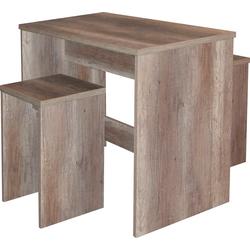 Esstisch braun Bartische, Theken Tresen Barmöbel Küchenmöbel Tisch