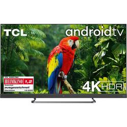 TCL 55EC780 LED-Fernseher (139 cm/55 Zoll, 4K Ultra HD, Smart-TV, integrierter ONKYO Soundbar, Android TV Sprachfernbedienung)