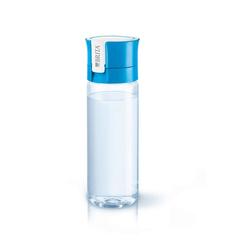 BRITA Trinkflasche Brita Trinkflasche mit Filter fill&go Vital, blau