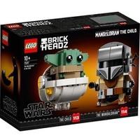 Lego Star Wars Der Mandalorianer und das Kind