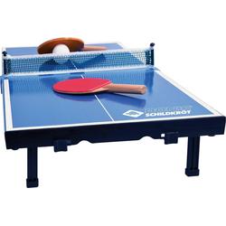 Donic-Schildkröt Tischtennisplatte Donic-Schildkröt Mini-Tischtennis-Tisch