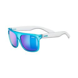 Uvex Sonnenbrille blau