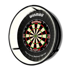 Winmau Dartscheibe Dartboard-Beleuchtung PLASMA Dartboard light 4300