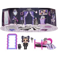 MGA Entertainment L.O.L. Surprise! Furniture with Doll- Cozy Zone - Dusk