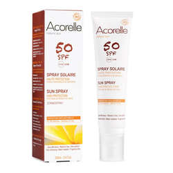 Acorelle LSF50 Sun Spray 100ml