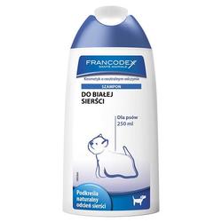 FRANCODEX Shampoo für Hunde mit weißem Fell 250 ml