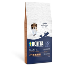 Bozita Grain Free Mother & Puppy Hundefutter, 12 kg