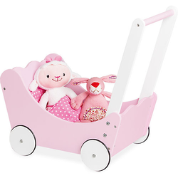 Puppenwagen Jasmin, 4-tlg.