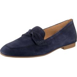 Gabor Loafers Loafer blau 37.5