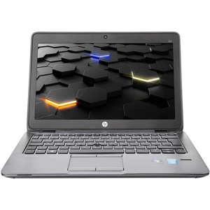 "HP Elitebook 820 G2 (12.5"") Business Laptop | Intel Core i5 2X 2.20 GHz, 500GB HDD, 8GB, beleuchtete Tastatur, Win10 Pro (Generalüberhlot)"