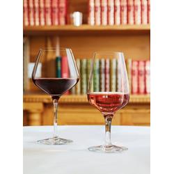 Chef & Sommelier Rotweinglas Sublym, Krysta Kristallglas, Weinkelch Weinglas 350ml Krysta Kristallglas transparent 6 Stück Ø 8 cm x 17.7 cm