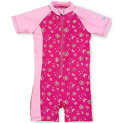 Schwimmanzug - Badebekleidung - pink Gr. 116 Mädchen Kinder