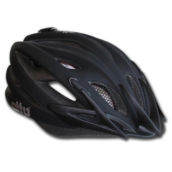 ETTO Fahrradhelm Breeze schwarz 52/57 - 52 cm - 57 cm