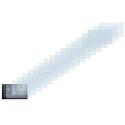 Savvies Schutzfolie für XTrons TQ100, (18 Stück), Folie Schutzfolie klar
