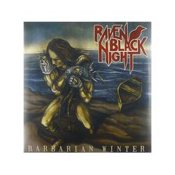 Raven Black Night - Barbarian Winter (Vinyl)