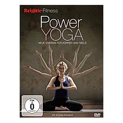 Brigitte Fitness: Power Yoga mit Andrea Kubasch