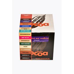 Becks Cocoa Probierset Vegan 16 Stück