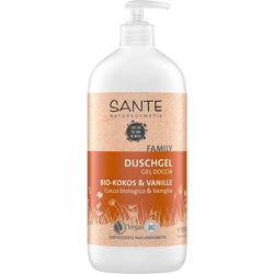 SANTE Duschgel Bio-Kokos & Vanille